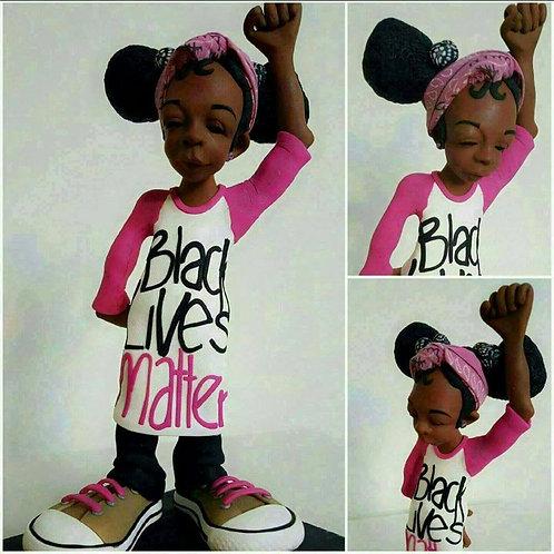 Black Lives Matter - Sculpture