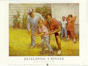 Developing A Winner