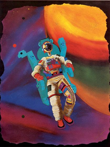 Bone in Space