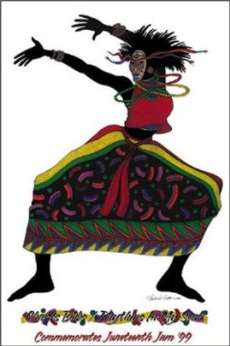 Ebony 5 - Rhythm my soul