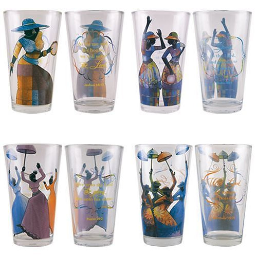 Total Praise Drinking Glass Set
