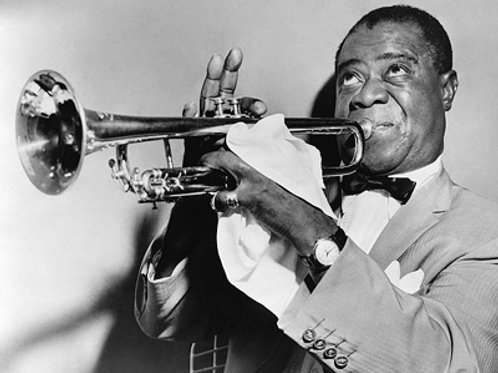 Louis Armstrong    1953