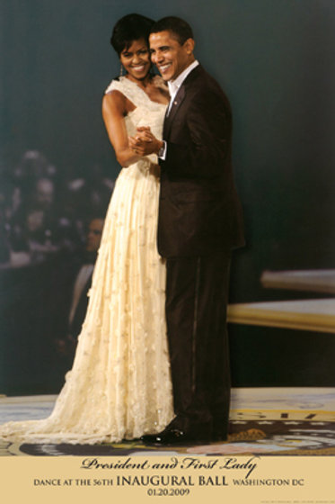 President & First Lady 2009 Inaugural Ball