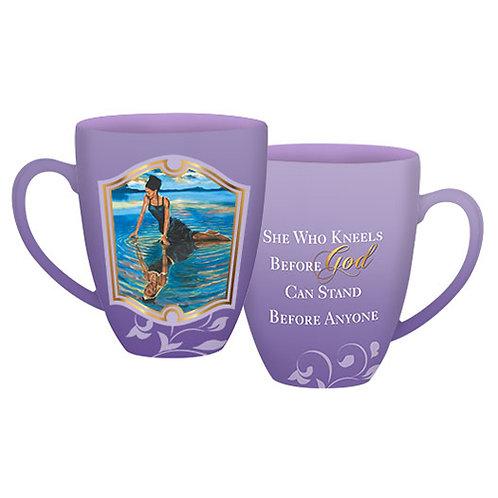 She Who Kneels - Mug