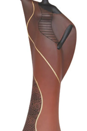 Tribal Woman Brown-25783