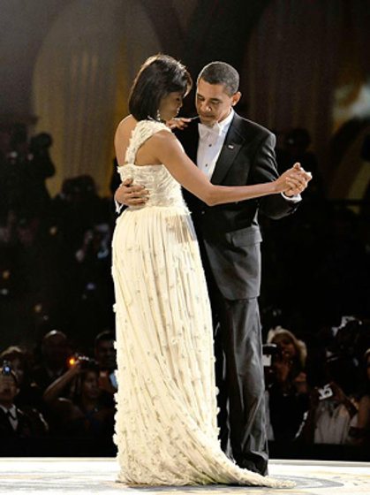 President & First Lady: at The 56th