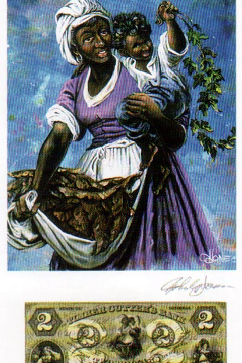 Slave Mother And Child