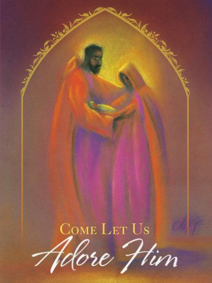 C-892 Let Us Adore Him