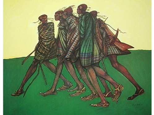 Herds Sticks and Sandals