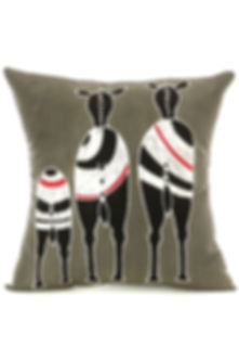 African Pillows   Sojourner Art Gallery