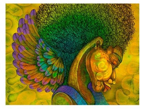 Afro Angel