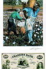 Slaves Carrying Cotton : Virginia