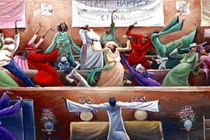 First Baptist Choir
