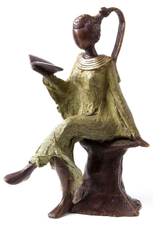 The Teacher Bronze Sculpture