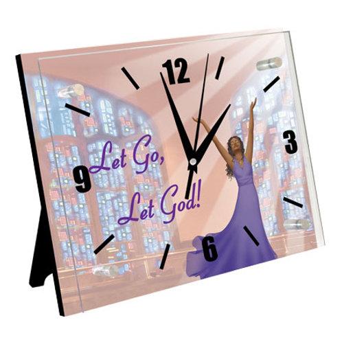 Let Go, Let God