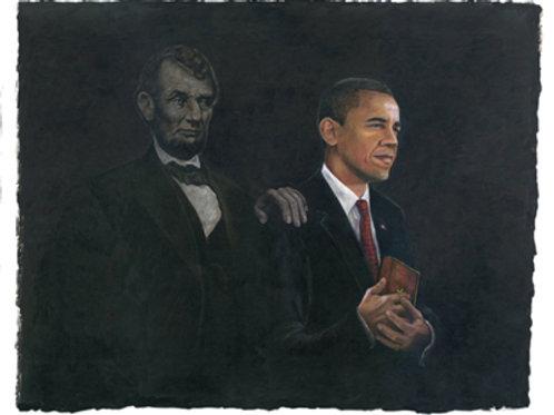 Inspiration : Barack Obama & Abe Lincoln