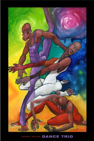 Dance Trio  (  Print )