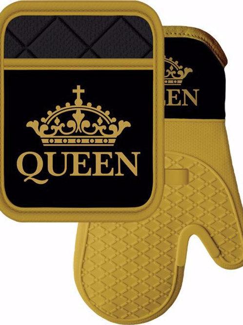 Queen - Mitt Potholder