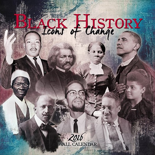Black History Icons Of Change