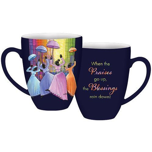 Praises Go Up Mug