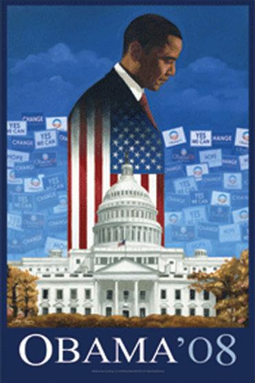 Obama  ' 08 '