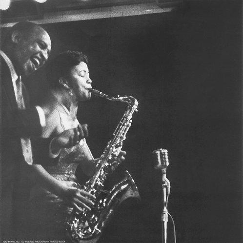 Lionel Hampton & Elsie Smith Chicago 1956