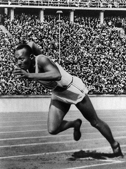 Jesse Owens Berlin Olympics  1936