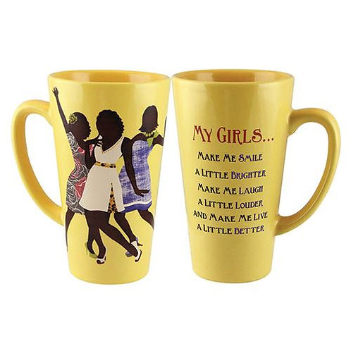 MY GIRLS LATTE MUG