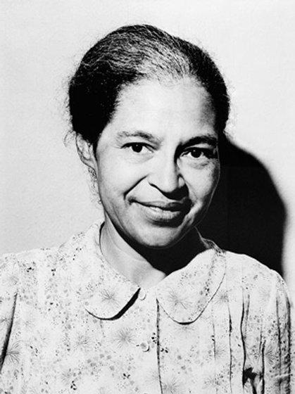 Rosa Parks  1964