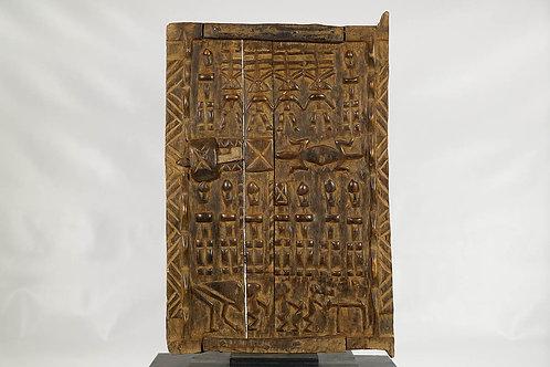 Dogon Granary Door with Latch 24″