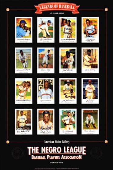 Negro League Baseball Legends