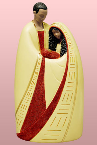 Nativity In Cream