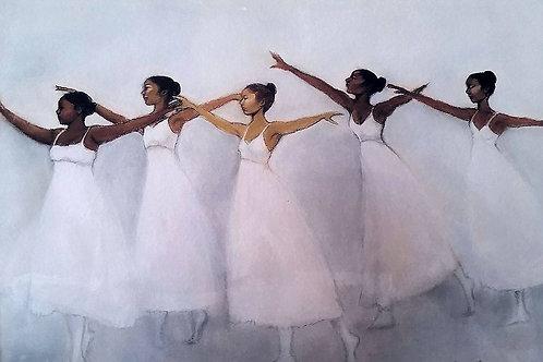5 Ballerinas