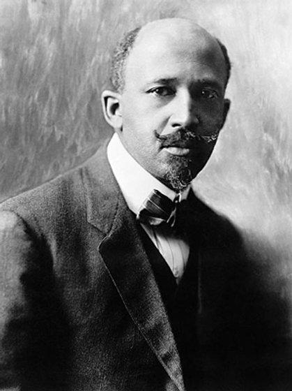 W.E.B. Du Bois 1919