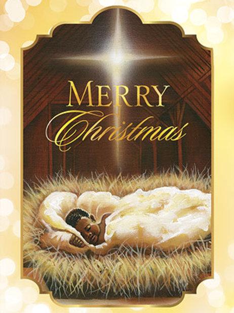 C- 905 Merry Christmas Baby Jesus