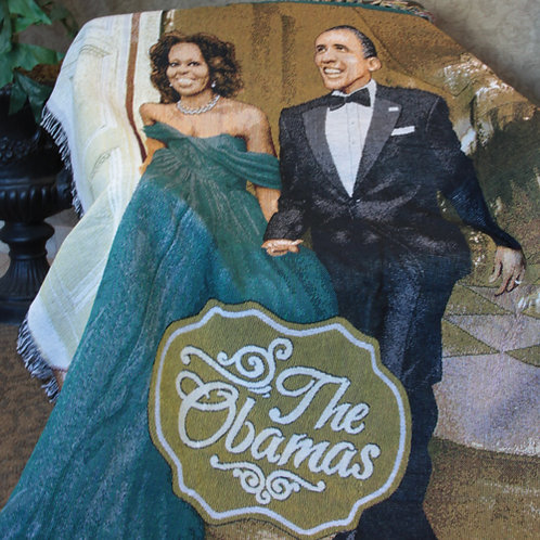 The Obamas Throw