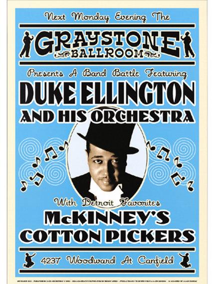 Duke Ellington : Graystone Ballroom Detroit 1953