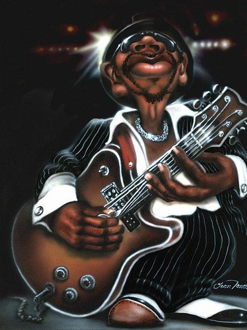 Jazzman Cool - 24   x   30