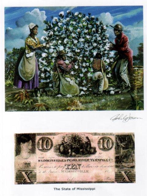 Enslaved Family :Mississippi
