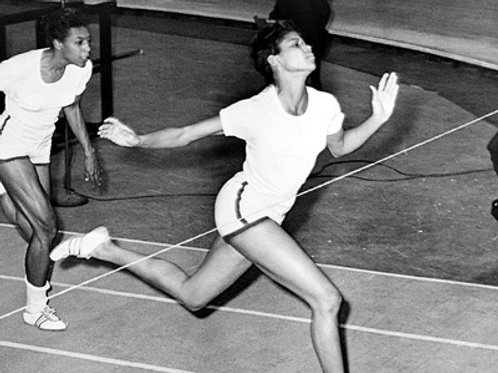 Wilma Rudolph Olympic Medalist :