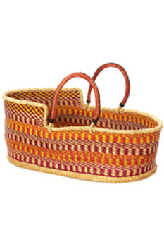Ghanaian Handmade Baby Bassinet