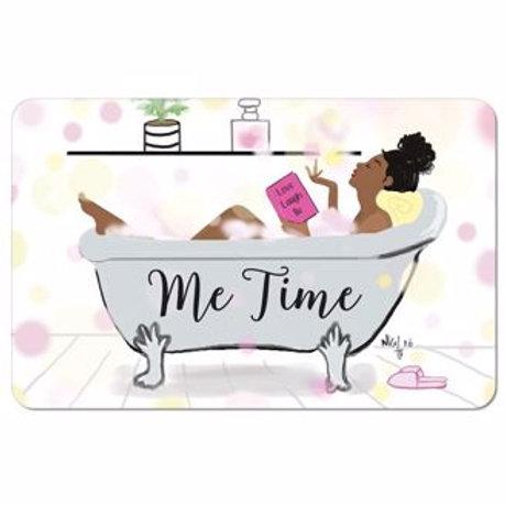 SM04 Me Time Floor Mat