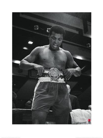 Muhammad Ali Championship Belt