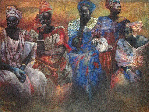 Floral Arrangement of Senegal