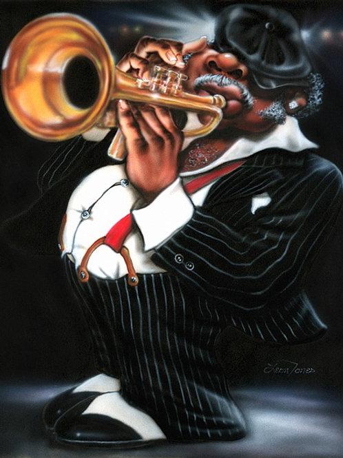 Jazzman Papa Joe - 16  x   20