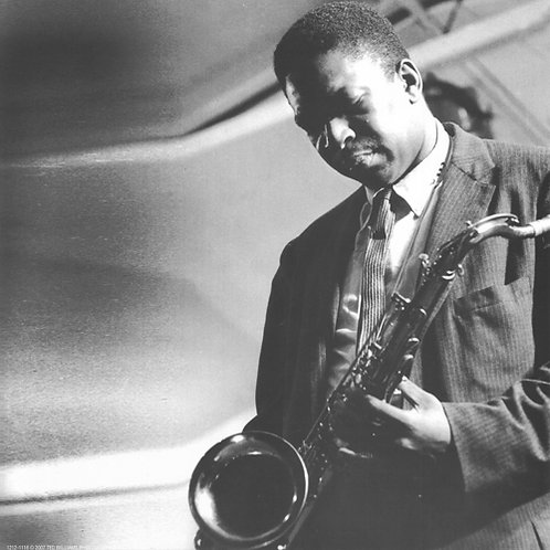 John Coltrane With Miles Davis Group, 1958
