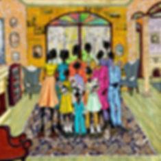 Artist Leroy Campbell    Sojourner Gallery