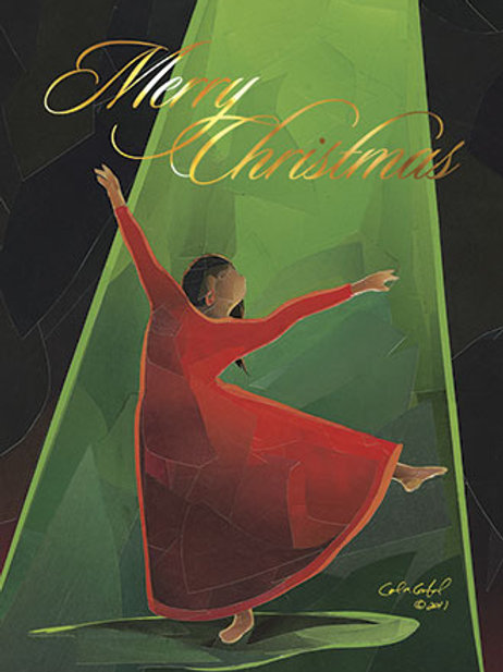 C-899 Dancer Merry Christmas