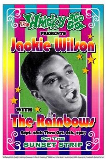 Jackie Wilson: 1967 Whiskey A Go Go, Los Angeles