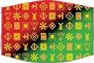 Adinkra Symbols - Face Mask